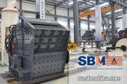 sbm  – Гидравлическая Дробилка Роторная PFW