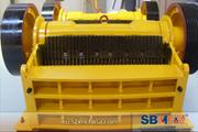 sbm  - Щековая дробилка европейского типа PEW
