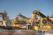 sbm- Дробильно-сортировочный комплекс