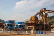 sbm- Техника для производства Песка
