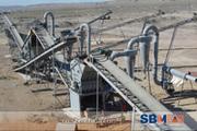 sbm- Дробильный комплекс для щебня