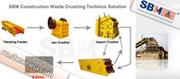 sbm- Дробильная техника для строительных отходов