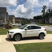 Срочная продажа BMW X6 2014 года,  Белый,  сделано 11 677 пробег.